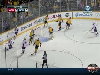 News video: Capitals vs Predators 03/30/14